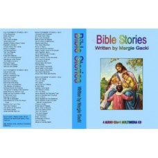Bible Stories CD Set